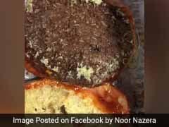 'Umm... Not What I Ordered': Woman Finds Hundreds Of Maggots Inside Burger