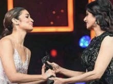 Alia Bhatt Received Award From Sridevi. 'Sheer Joy,' Tweeted Her Dad