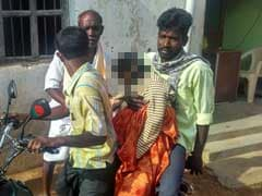 No Ambulance, He Carried Dead Daughter Home From Hospital On A Moped