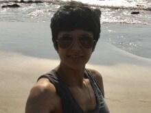 Mandira Bedi Is Really Enjoying Her Trip To Goa. Pics From Her Instagram