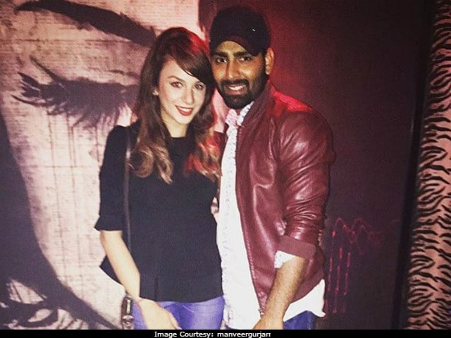 Bigg Boss 10: Manveer Gurjar, Nitibha Kaul Partied Together. See Pics And Videos