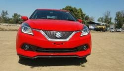 Production-Ready Maruti Suzuki Baleno RS Spotted Ahead Of Launch