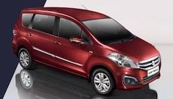 Maruti Suzuki Ertiga Limited Edition Launched In India At Rs. 7.85 Lakh