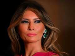Forget Trump's White House, Belgium Shows Melania Trump The Surreal