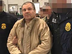 Wife Turns Out To Support Mexican Drug Lord 'El Chapo' In New York Court