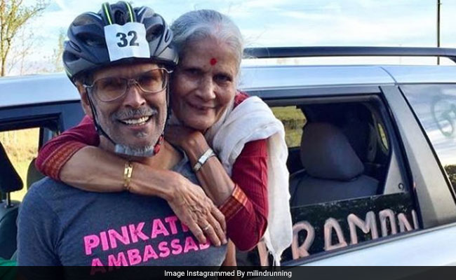 While you were being lazy, Milind Soman covered 517 km barefoot