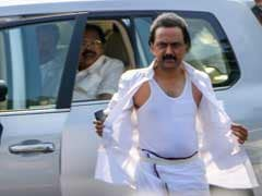 Case Against DMK's MK Stalin Who Stole The Show In Tamil Nadu Trust Vote Chaos