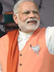 The Modi Wave Of 2014: Will It Repeat In Uttar Pradesh?