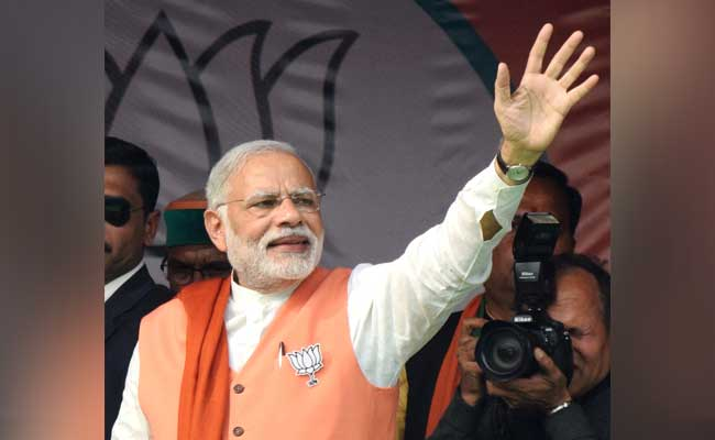 Amid Campaign, PM Modi Has A Message Waiting...From Varanasi