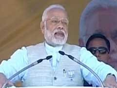 PM Narendra Modi's Speech In Shrinagar In Uttarakhand's Garhwal Region Ahead Of Assembly Elections: Highlights