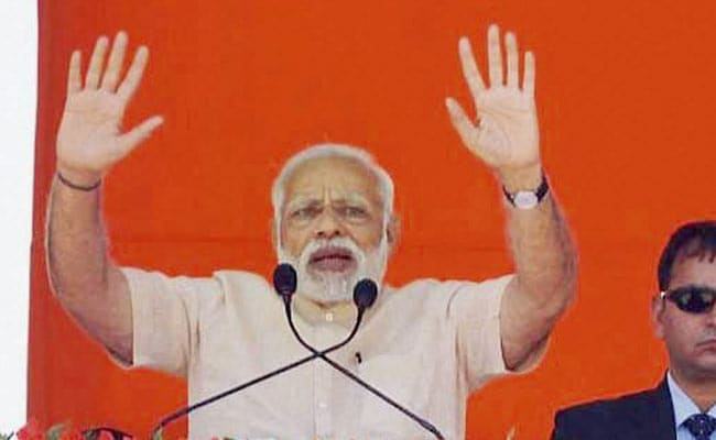 PM Modi's Varanasi Is Ground Zero In Final Push For State
