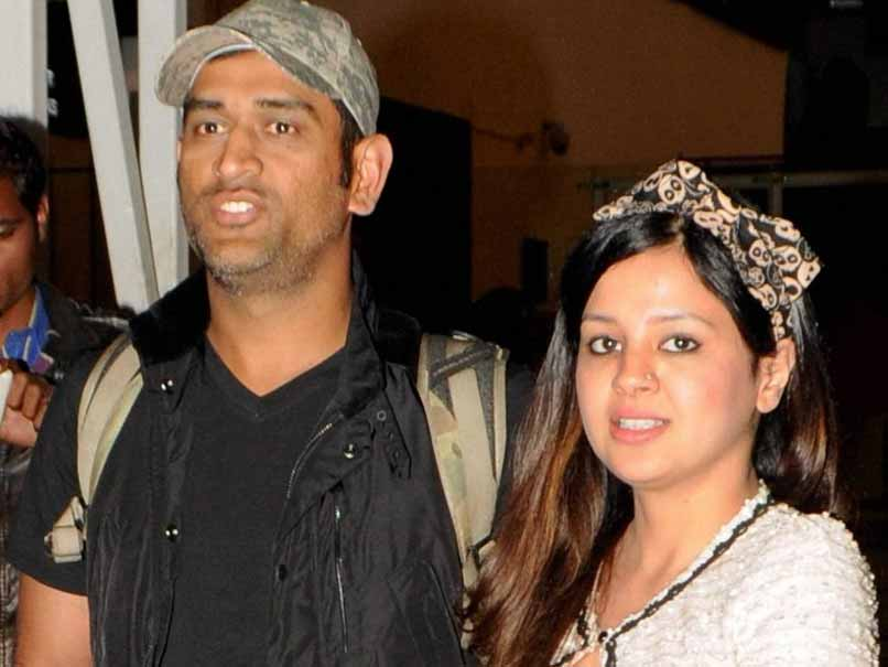 ms dhoni wife pti