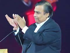Mukesh Ambani's Phone Pricing Helps Reliance Regain No. 2 India Ranking