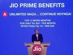 Reliance Industries Hits 8-Year Highs On Jio's Move To End Free Benefits