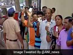 55 Per Cent Polling In Mumbai Civic Poll; Focus On Sena-BJP Contest