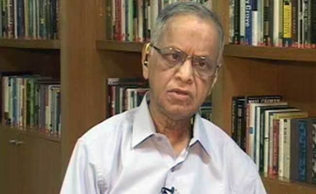 Narayana Murthy said that the Indian firms need to learn working with non-Indian professionals.