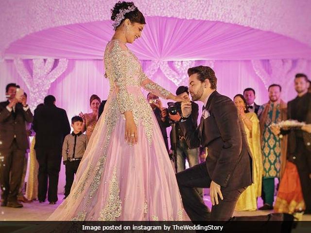 Neil Nitin Mukesh And Rukmini Sahay Are In Udaipur Image Courtesy The Wedding Story