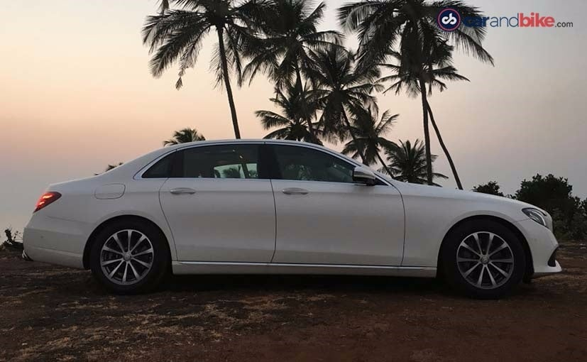 5th Gen Mercedes Benz E Class Review The New Segment
