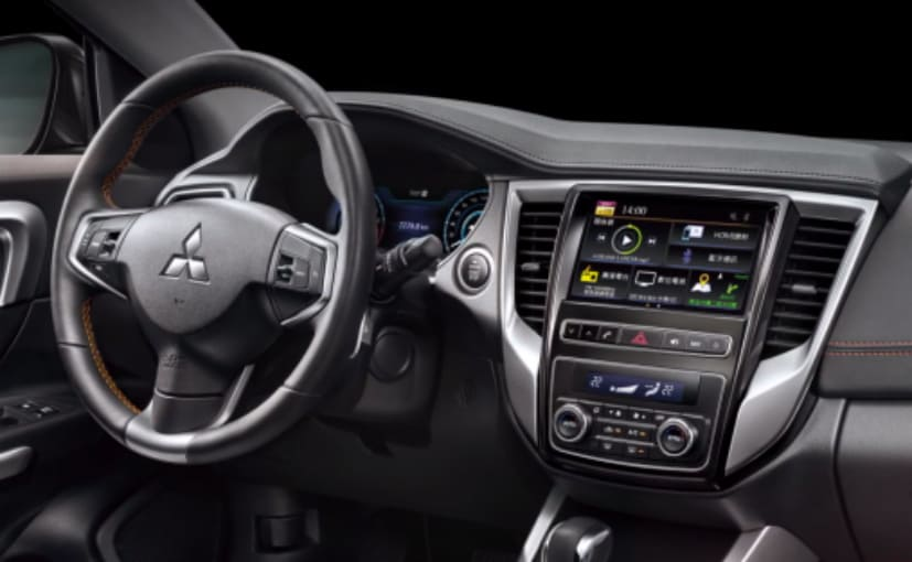 new mitsubishi lancer dashboard