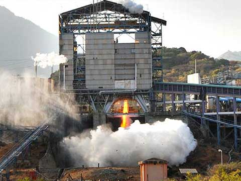 ISRO tests India\'s largest cryogenic engine for 400-ton rocket. Tap to read