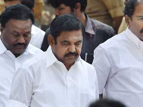 Trust vote halted again till 3 pm after violence in Tamil Nadu Assembly. Tap for live updates