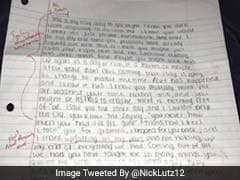 College Student Grades Ex-Girlfriend's Apology Letter And It's Brutal
