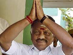 BJP Wants Probe Into O Panneerselvam's Allegation That He Was Forced To Resign