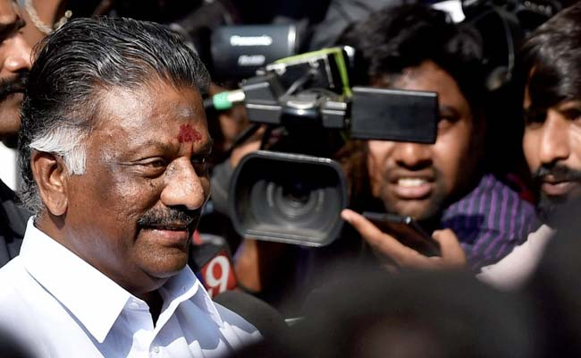 Before VK Sasikala's Elevation, O Panneerselvam Exit Was Done And Dusted