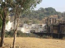 On Padmavati Sets: A Grand Rajasthani Fort In Mumbai's Film City. See Pics