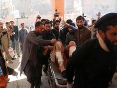 Pakistani Lawyers Protest Court Bombing, Demand More Security