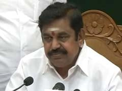 Chief Minister E Palaniswami In Charge, Amma's Chair Used For First Time