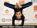 Bend It Like Him: Palestinian 'Spider Boy' Sets Guinness World Record
