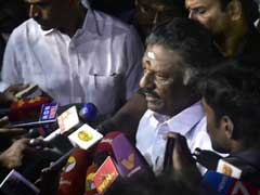 With Revolt, O Panneerselvam Is Having A Bit Of A Social Media Moment