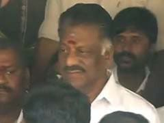 No Link With BJP, Says O Panneerselvam, But Hints At Centre's Support