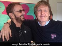 The Beatles' Paul McCartney And Ringo Starr Reunite In New Music Album