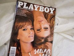 After A Nudity-Free Year, Playboy Will Again Run Pictures Of Naked Women