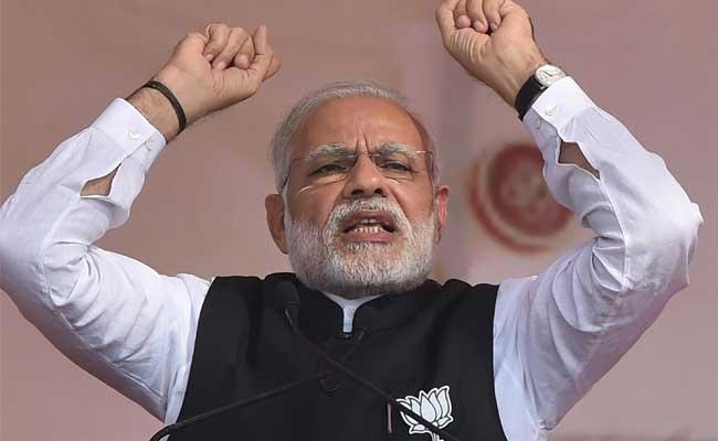 UP Election 2017: In Final Push, PM Narendra Modi vs ...