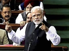 PM Narendra Modi Takedown Of Rahul Gandhi, Congress' Unseemly 'Even A Dog' Remark
