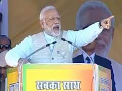 Uttarakhand Election 2017: Congress Lacks Vision, Has Turned 'Devbhoomi' To 'Lootbhoomi', Says PM Narendra Modi
