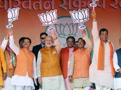 BJP Wins 3 Graduate Legislative Council Seats In Uttar Pradesh