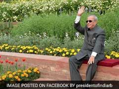 Be Argumentative, Not Intolerant: President Pranab Mukherjee To IIM Calcutta Students