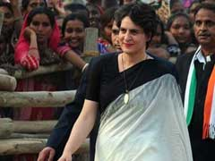 Priyanka Gandhi Won't Campaign In UP Elections: Top Congress Strategist