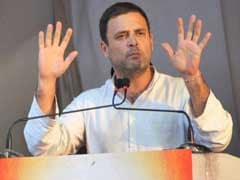 Rahul Gandhi Takes On Centre Over 3-Year Gala, What're You Celebrating, He Asks