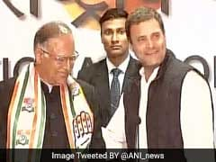 Miffed With Ruling Alliance Former People's Democratic Party Lawmaker Tariq Karra Joins Congress