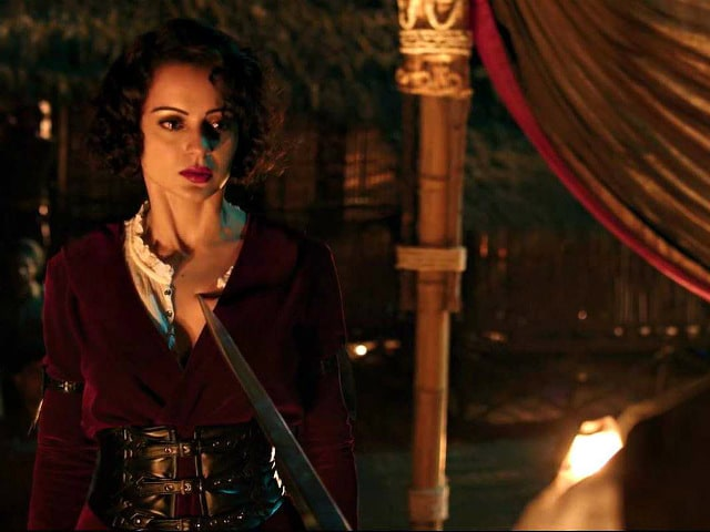 Kangana's Rangoon Allowed To Release On This Condition