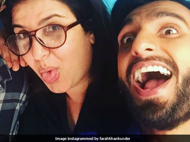 Ranveer Singh-Farah Khan's Version Of Khoon Bhari Maang Song Will Make You ROFL