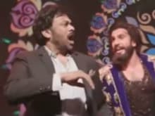 Chiranjeevi + Ranveer Singh = Fire On The Dance Floor