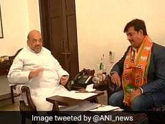Bhojpuri Actor Ravi Kishan, Congress Candidate In 2014, Formally Joins BJP