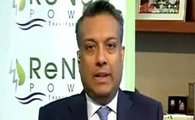 ReNew Power was founded in 2011 by Sumant Sinha and funded by Goldman Sachs.