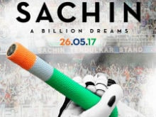 Sachin Tendulkar Announces Release Date Of His Biopic. Details Here